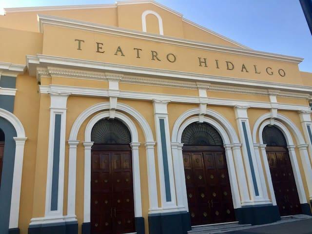 Casa Degollado en centro histórico. - Colima - Rumah