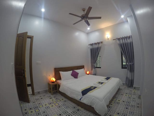 Touch Angkor wat Guesthouse