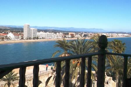Casa con fantasticas vistas al mar2