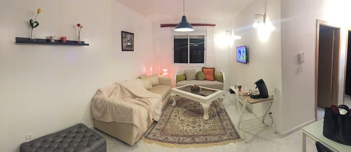 Bouznika beach apartment