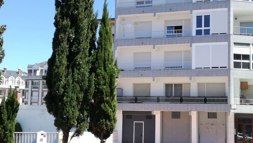 Colindres between Bilbao-Santander - Colindres - Appartement