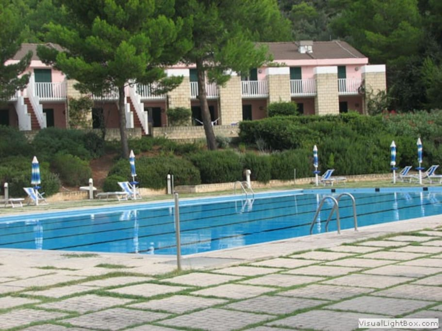 gargano pugnochiuso resort apartments for rent in