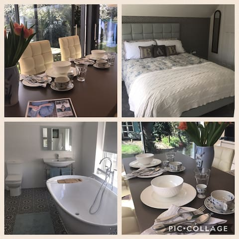 Frinton 45 B&B - Frinton-on-Sea - House