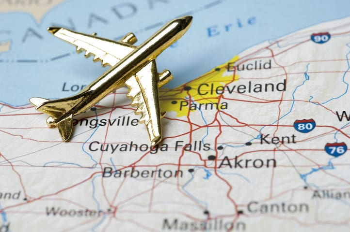 Cozy and Quiet - Fast access to airport and city! - Cleveland - Haus
