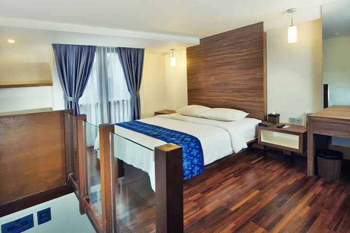 One Bedroom Residence Legian - RO - Kuta - Daire