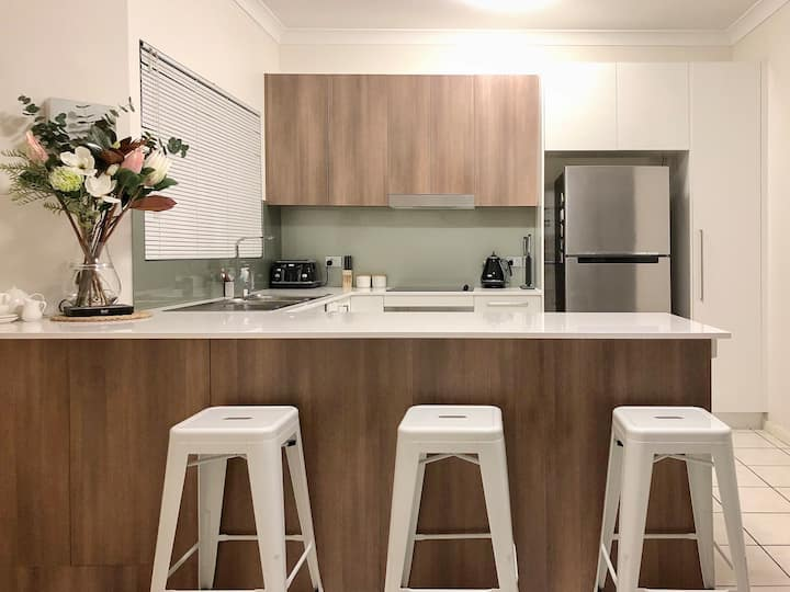 Comfortable home in a beautiful suburb