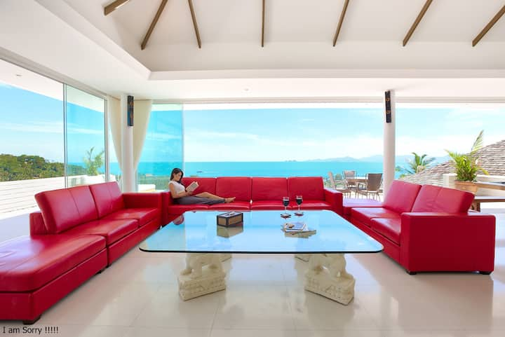 Villa White Tiger 4 Bedrooms with Private Pool