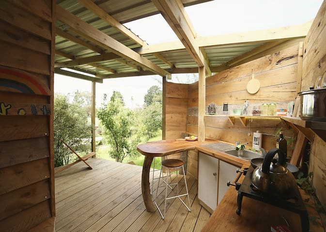 The Raglan Tiny House: eco-living made awesome