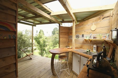 The Raglan Tiny House: eco-living made awesome