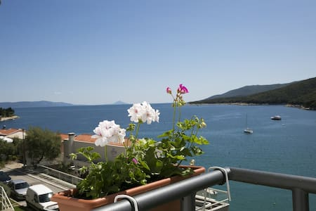 Stunning view Studio Markov near the beach - Rabac