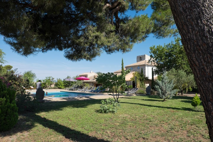 Lovely 9 bedroom Villa in Trèbes (Q4078)