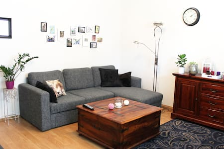 Spacious & cosy apartment, great location & wifi - Helsinki