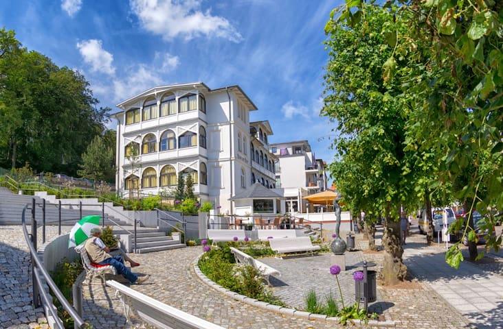 Villa Haus am Meer - App. 7 in Sellin mit 2 SZ - Sellin - Apartamento