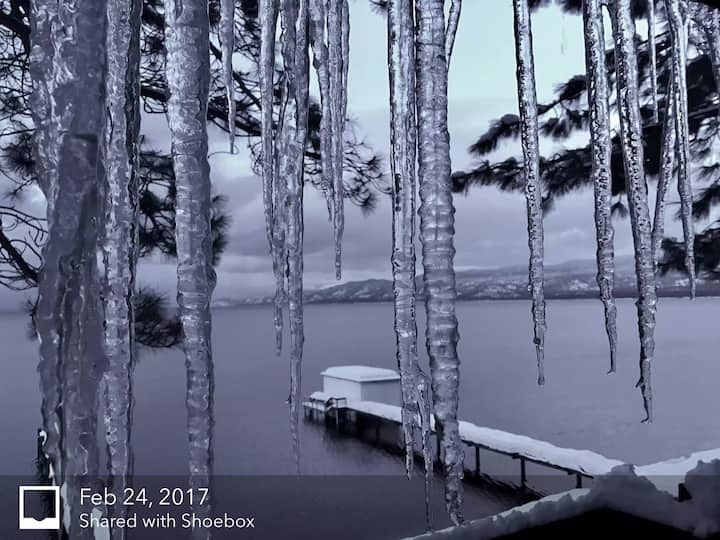 Epic Winter Stays in your private Lakefront Home!!