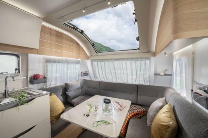 Adorable Luxury Caravan in Eilat