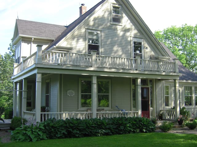 Victorian home overlooking beautiful Chester Basin