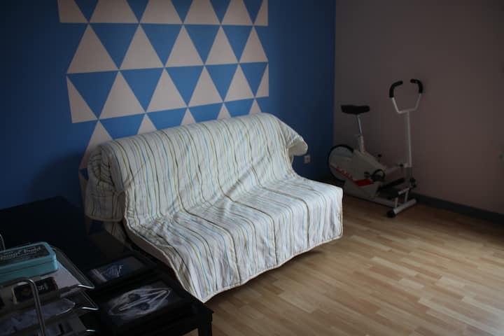 BZ dans chambre privée - Maison partagée