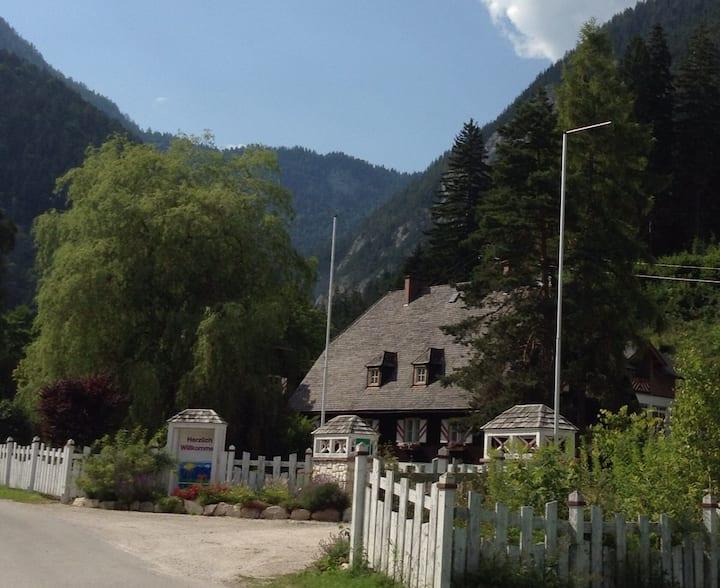 Ferienhaus Mitterberg St.Martin