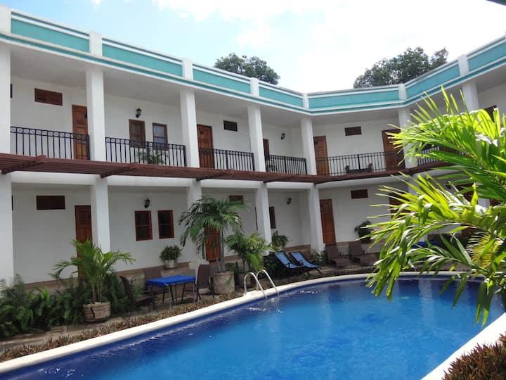 Hotel en Managua ( Con Desayuno Buffet )