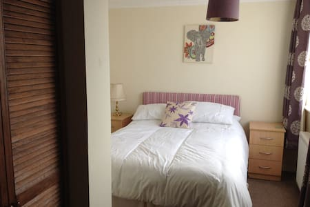 Spacious rooms in comfortable home. - North Petherton
