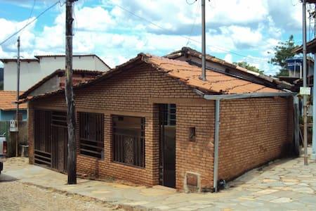 Excelente casa p/ temporada na melhor localização - Pirenópolis