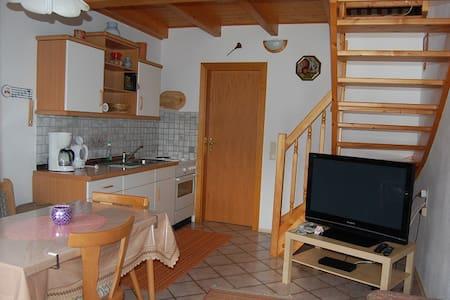 Ferienhaus Lohnbachfall (Schönbach), Ferienwohnung 3 (42qm) mit WLAN und Badeteich