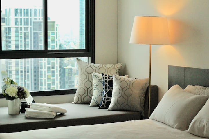 Luxury Stay in Chatuchak with 5-star Facilities
