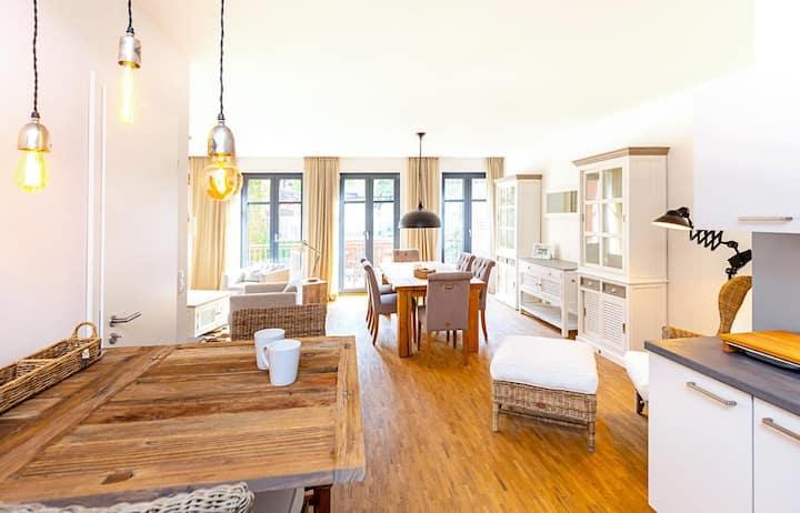 102 m² exklusive Wohnung in der Nähe von Hamburg