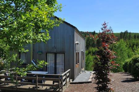 Moderna casa vacanze a Houffalize con sauna