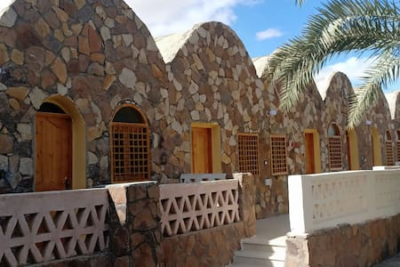 Ahmed Safari Camp and hotel