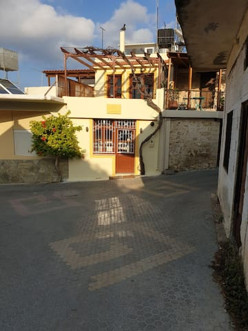 Beautiful and comfortable house Pano Gouves Crete