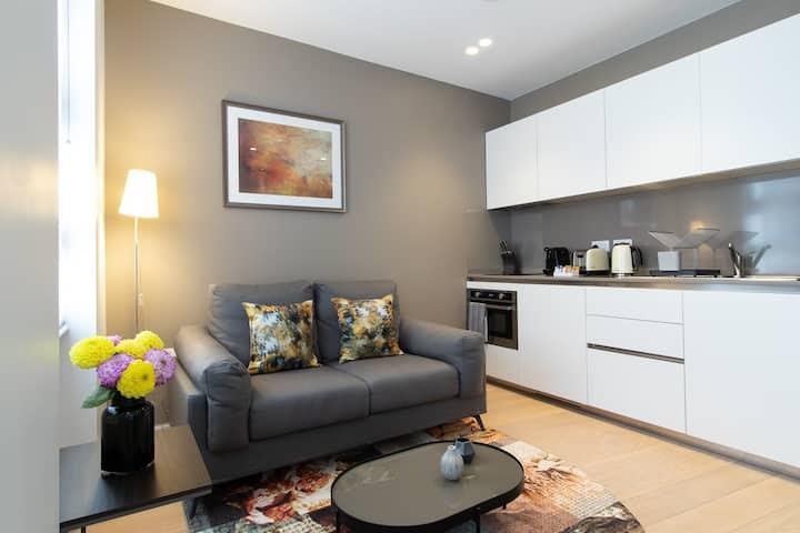 Comfortable One Bedroom Apartment - Hampstead