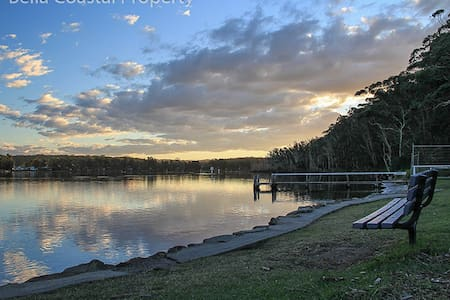 Hooked on Burrill Cottage - Burrill Lake