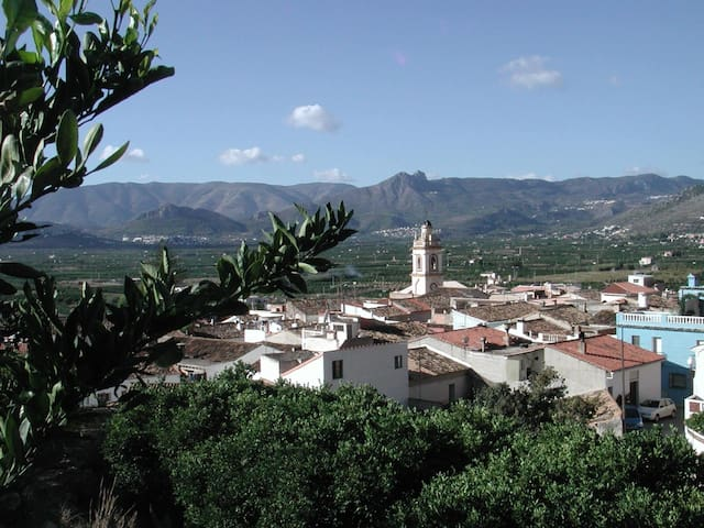 Denia rural - Benimeli