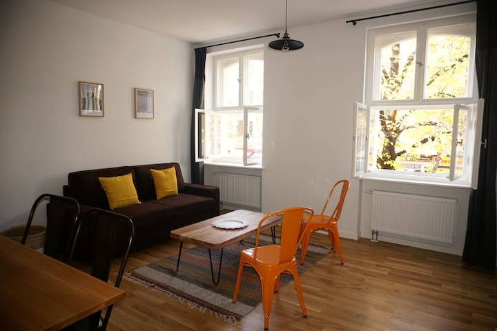 Neu renoviertes Apartment in Berlin