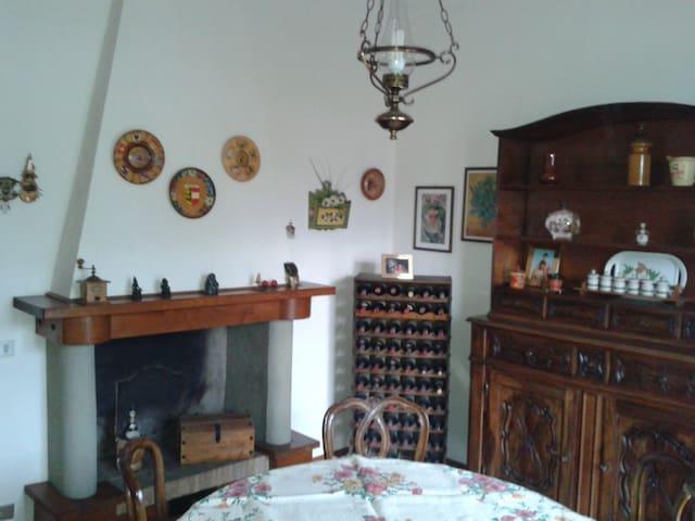 Appartamento nel Casentino - Chiusi della Verna - Apartment