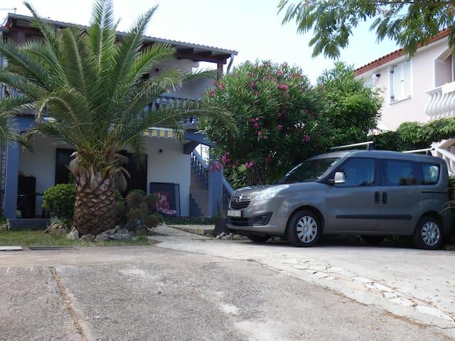 Apartman Matjačić - otok Ugljan