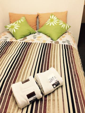 Tokyo shinjuku guest room新宿伊势丹百货公司对面!高层11楼!移动Wi-Fi