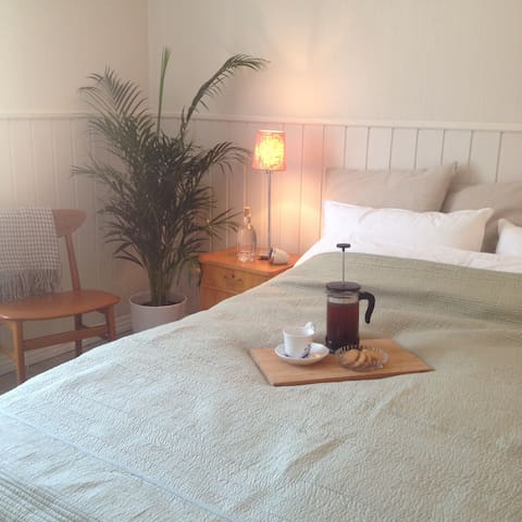 You'll feel right at home. Promise! - Trondheim - Bed & Breakfast