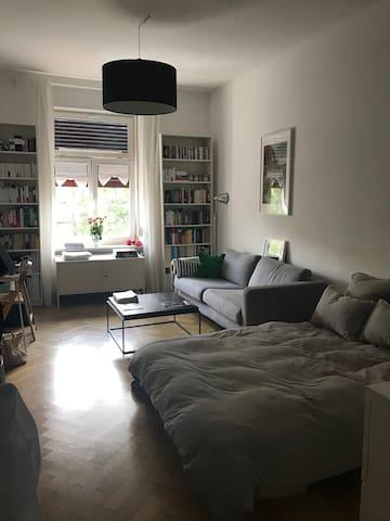 Light&Cosy Room in Design Apartment, City-Centre