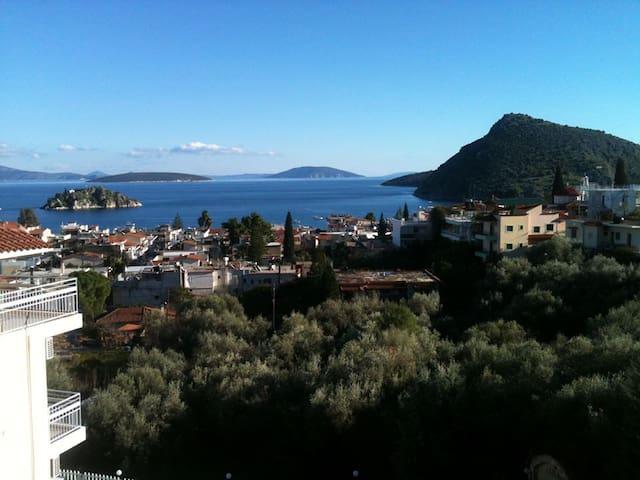 villa dreamview - Argolis - House