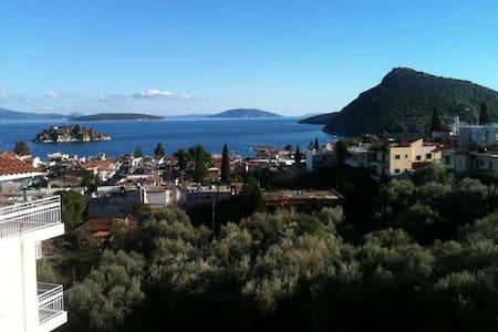 villa dreamview - Argolis - Ev