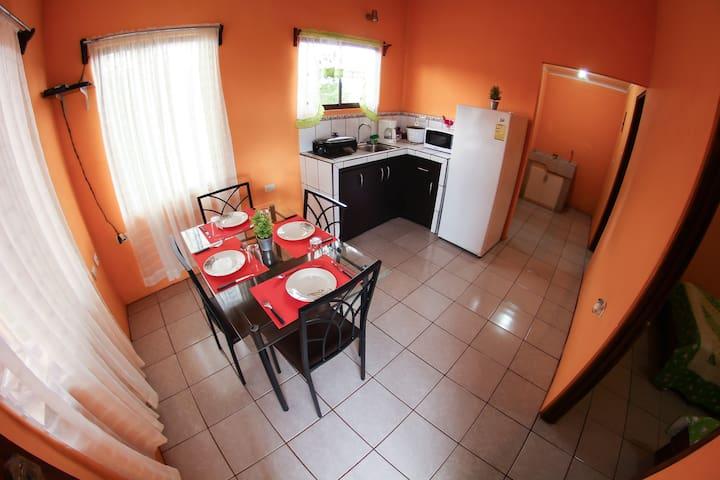 Yaras Apartment-La Fortuna - San Carlos - Wohnung