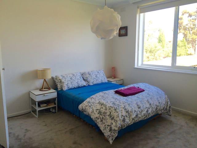 Light filled oasis - North Melbourne - Appartement