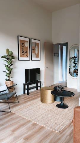 Logeren in een luxe appartement op de Veluwe