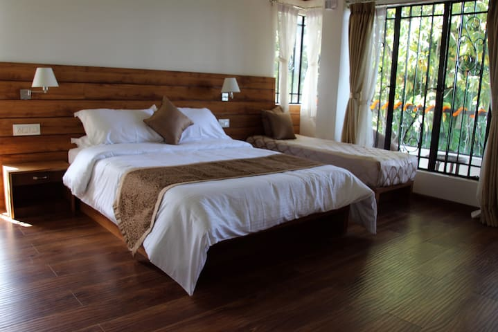 The Jhethi Bedroom