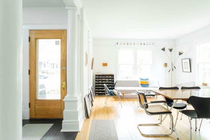Architects' delightful Kerrytown Home