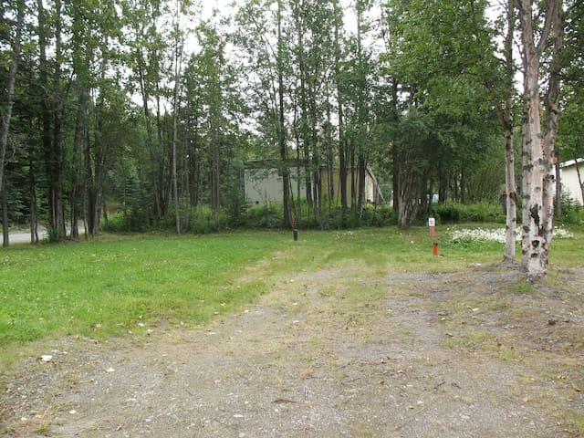 RV Space #51 with Full Hook-Ups in Kenai, AK Area