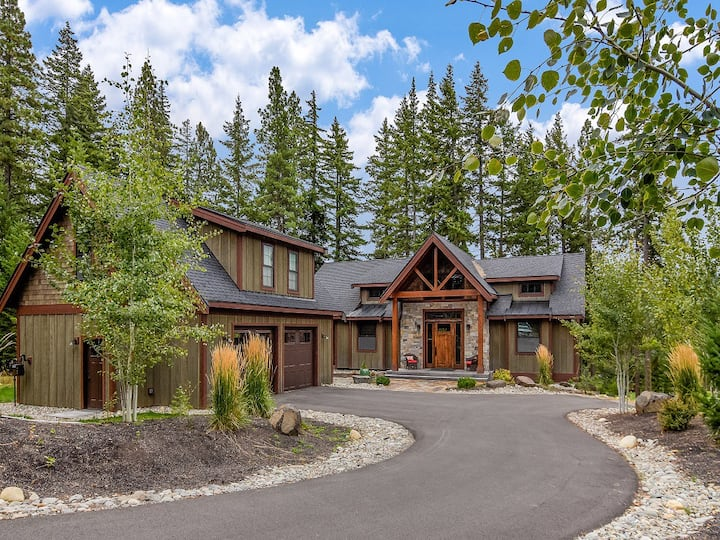 Golf Course Hm_Game Rm_4th Nt FREE_Hot Tub_Heated Outdoor Deck_Fire Pit_WiFi