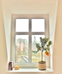 ATTIC with VIEW studio - Poznań - Apartment